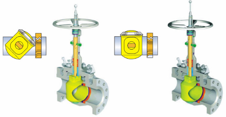 orbit ball valve open principle