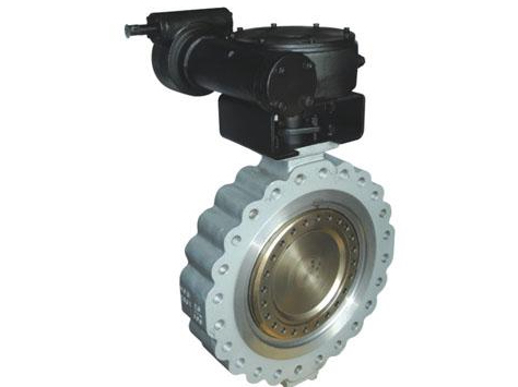 Lugged high temperature high pressure butterfly valves