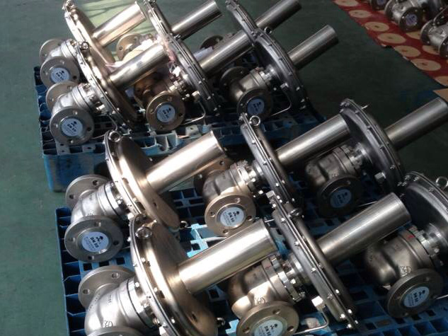 Self operated micro pressure control valves