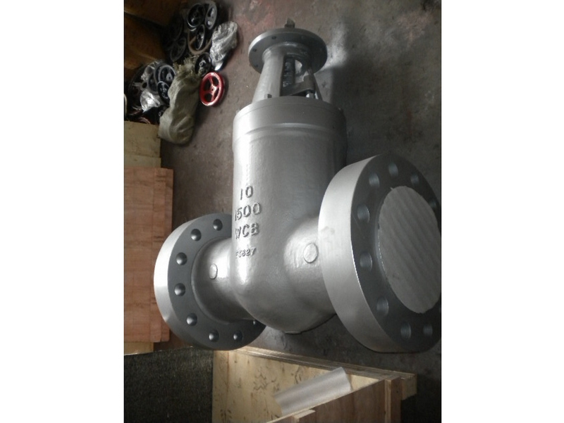 1500#RF 10'' Pressure seal bonnet Gate Valves