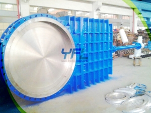 Large Size knife gate valve