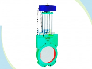 Mining Slurry knife gate valves