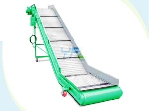 Chain scraper conveyor