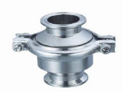 Sanitary Check Valve by YFL