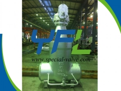 C12A Gate Valve With Bypass Valve