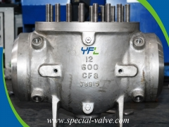 Top entry ball valves