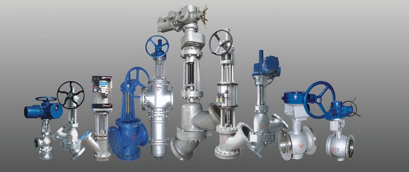 Slurry Valves for Aluminum Oxide
